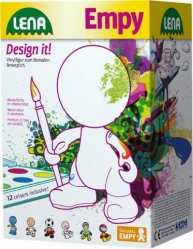Set creativ pentru colorat Figurina...