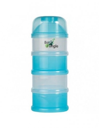 Containere albastre lapte praf BO...