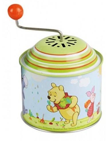 Flasneta muzicala Winnie the Pooh...
