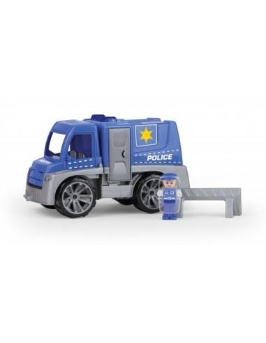 Camion Politie Lena Truxx cu figurina...
