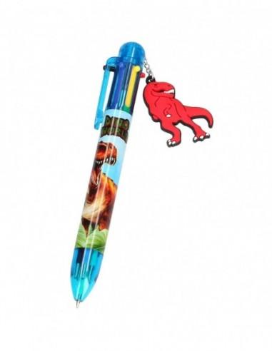 Pix cu 6 culori Dino World Depesche...