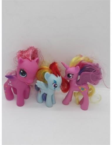 Set doi ponei si un unicorn
