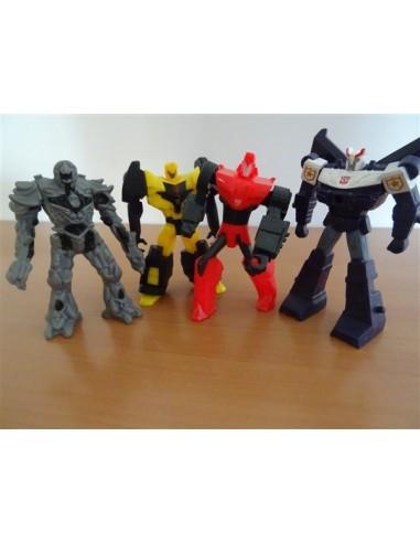 Set 4 figurine pentru baietei