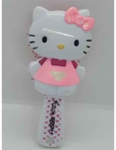 Perie de par fetite roz Hello Kitty