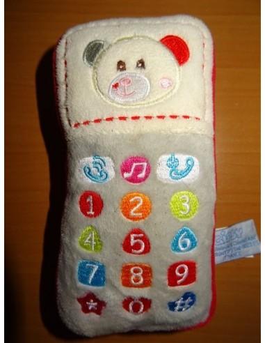 Jucarie interactiva telefon din plus...