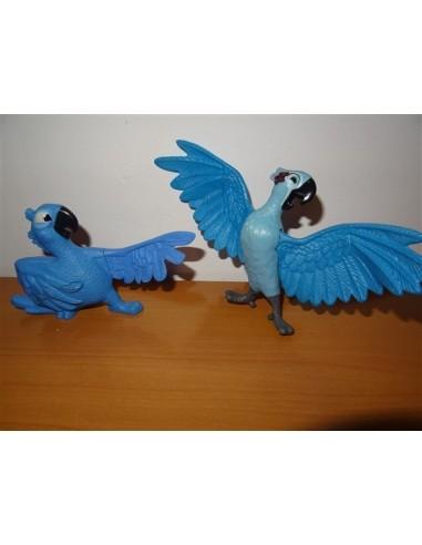 Set doua figurine Rio Mc Donalds