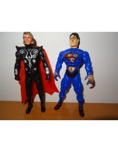 Set doua figurine pentru copii Thor...