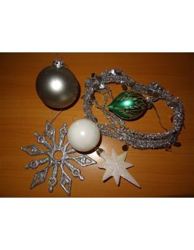 Set ornamente pentru brad
