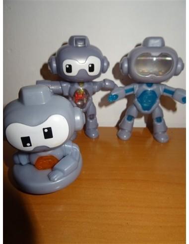 Set trei robotei Dyscovery pentru...