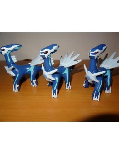 Set 3 figurine monstri cu aripi