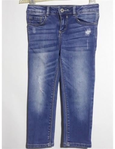Blugi albastri pentru fetite Zara