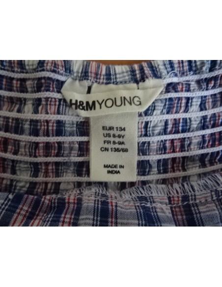 Bluza H&M Young cu bretele