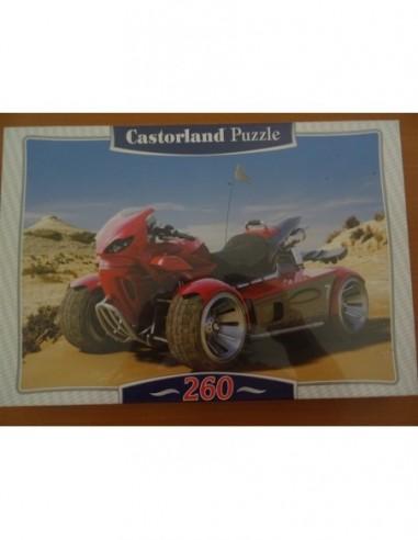 Plimbare cu motto in desert Puzzle...