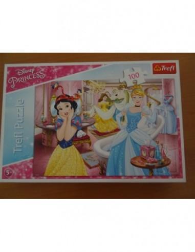 Puzzle 100 piese Printese Disney