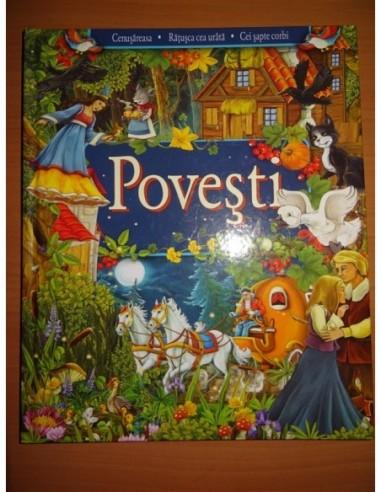 Carte pentru copii 3 Povesti
