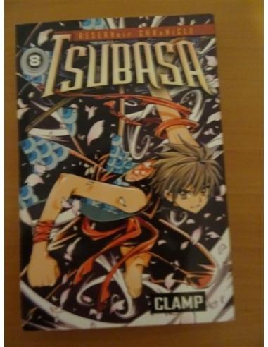 Carte in limba Engleza Tsubasa vol 8