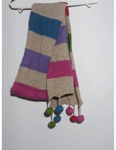 Fular tricotat pentru copii Falke