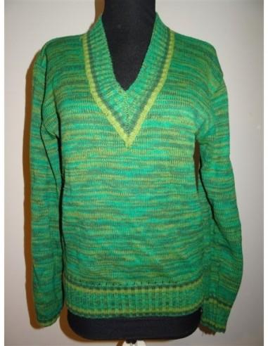 Pulover dama tricotat pentru primavara