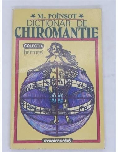 Dictionar de Chiromantie M Poinsot