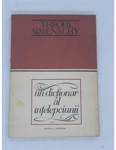 Un dictionar al intelepciunii vol 2...