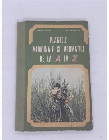 Plantele medicinale si aromatice de...