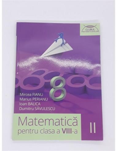 Matematica Clasa 8 Sem 2  Mircea...