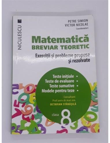 Matematica  Clasa 8  Breviar teoretic...