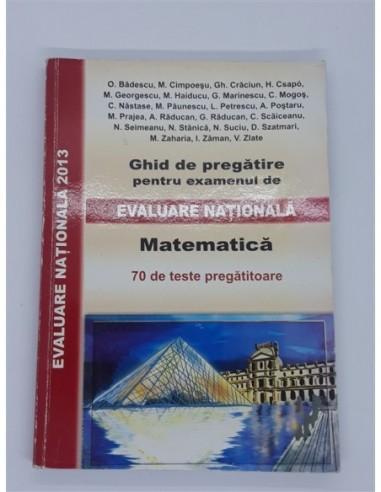 Matematica Ghid de pregatire pentru...