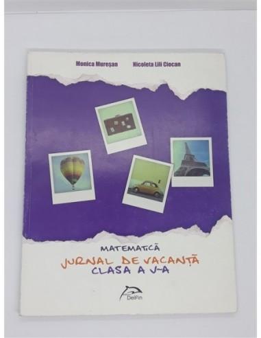 Jurnal de vacanta Matematica Clasa 5