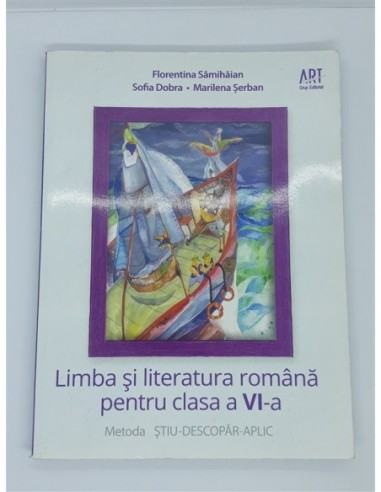 Limba si literatura romana pt clasa a...