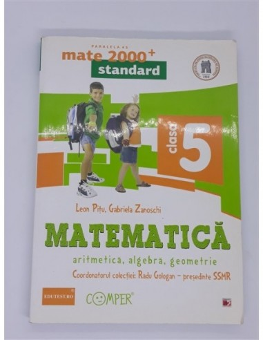 Mate 2000 Standard Matematica...