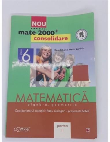 MATE 2000 Consolidare. Matematica,...