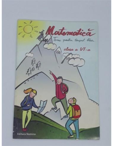 Matematica, Teme pentru timpul liber...