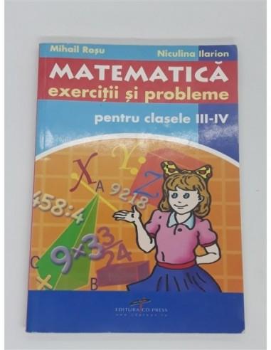 Matematica Clasele 3-4 - Exercitii si...