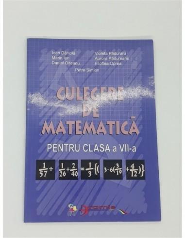 Culegere de matematica clasa 7, Aramis