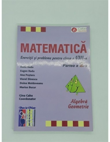 Matematica Exercitii si probleme...