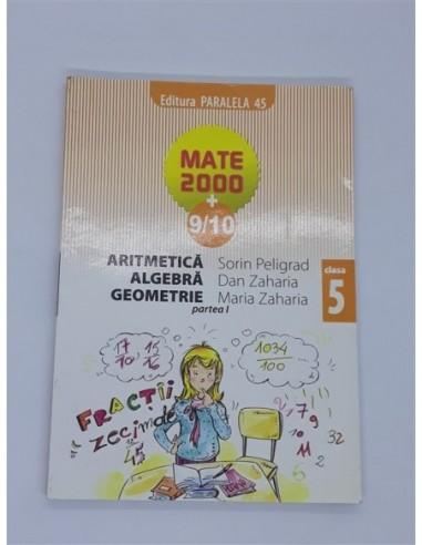 Aritmetica Algebra Geometrie clasa 5...