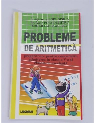 Probleme de Aritmetica Lucman, clasa V-a