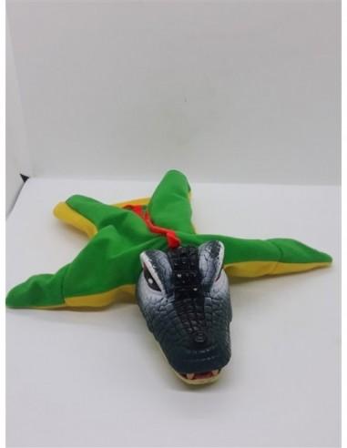 Jucarie papusa de mana crocodil Simba