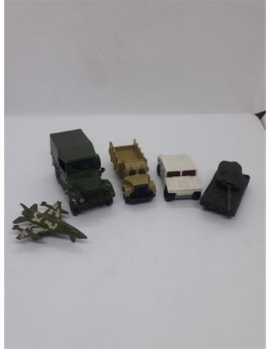 Set 5 masinute militare de jucarie...
