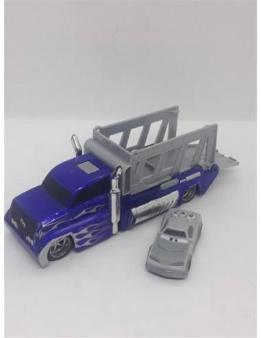 Set 2 masinute jucarie Camion Trailer...
