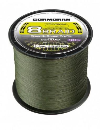 Fir textil Cormoran Corastrong 8Braid...
