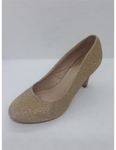 Pantofi dama aurii nr 36