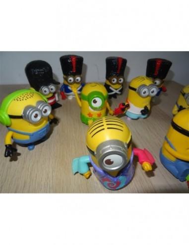Set 10 figurine Minions pentru copii