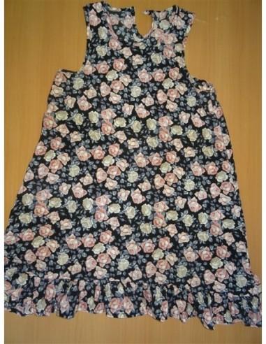 Rochie de vara fetita imprimeu floral