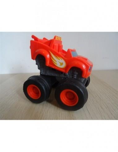 Jucarie pentru copii masina rosie...
