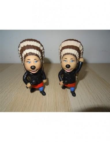 Set doua figurine pentru copii solisti