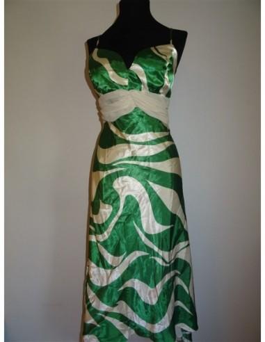 Rochie eleganta dama cu imprimeu