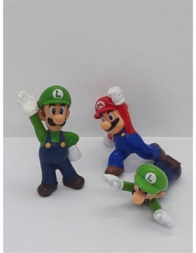 Set 3 figurine pentru copii Mario...