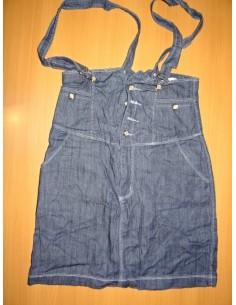 Sarafan jeans femei